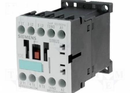 Contator Siemens 3RT10 17