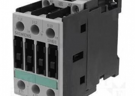 Contator Siemens 3RT10 24