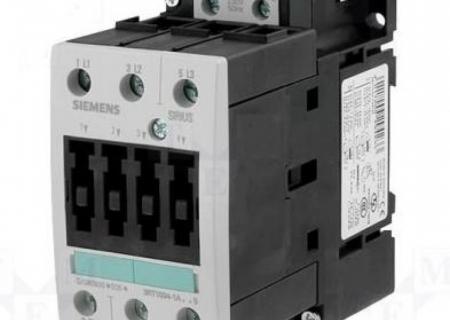 Contator Siemens 3RT10 34