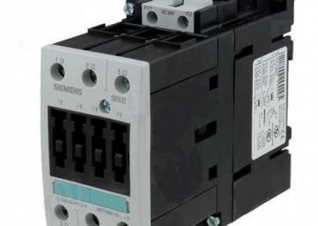 Contator Siemens 3RT10 35