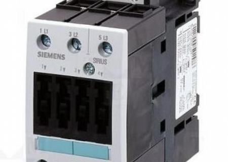 Contator Siemens 3RT10 36