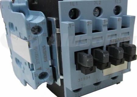 Contator Siemens 3TS 25A