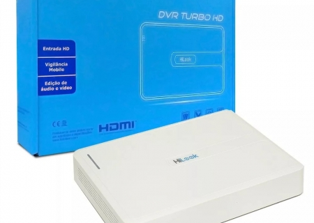 Gravador Digital DVR Hilook